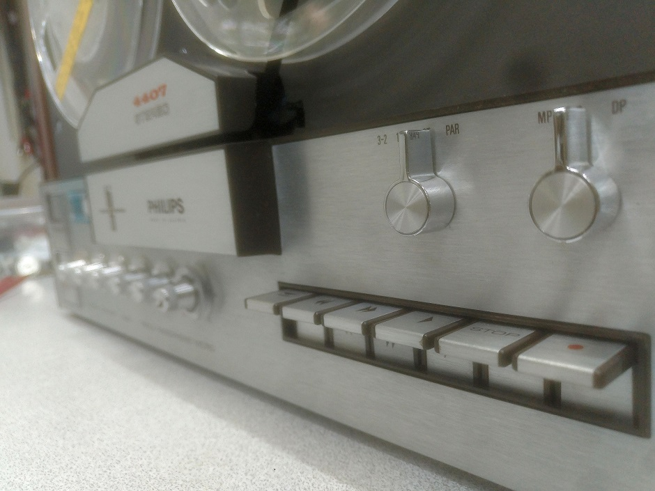 philips reel to reel service athens