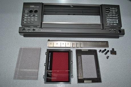 clean teac deck z7000