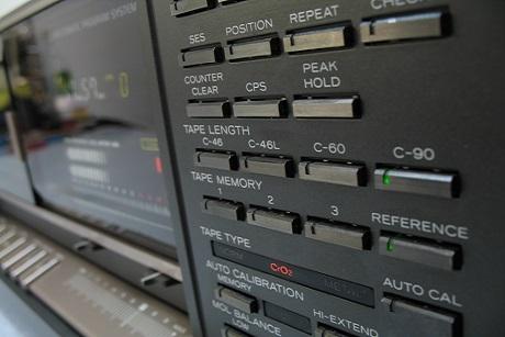 kasetofono teac service