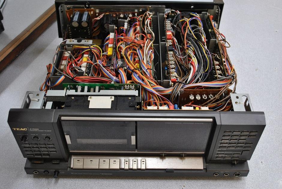 teac z7000 service