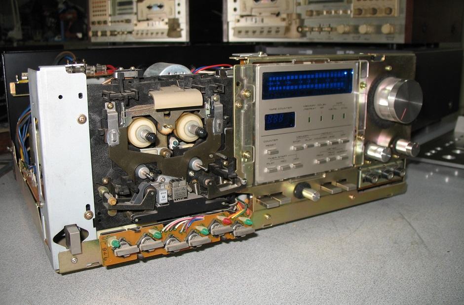 επισκευή κασετοφώνου pioneer ct-f 950