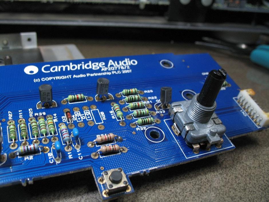 cambridge audio potensiometer