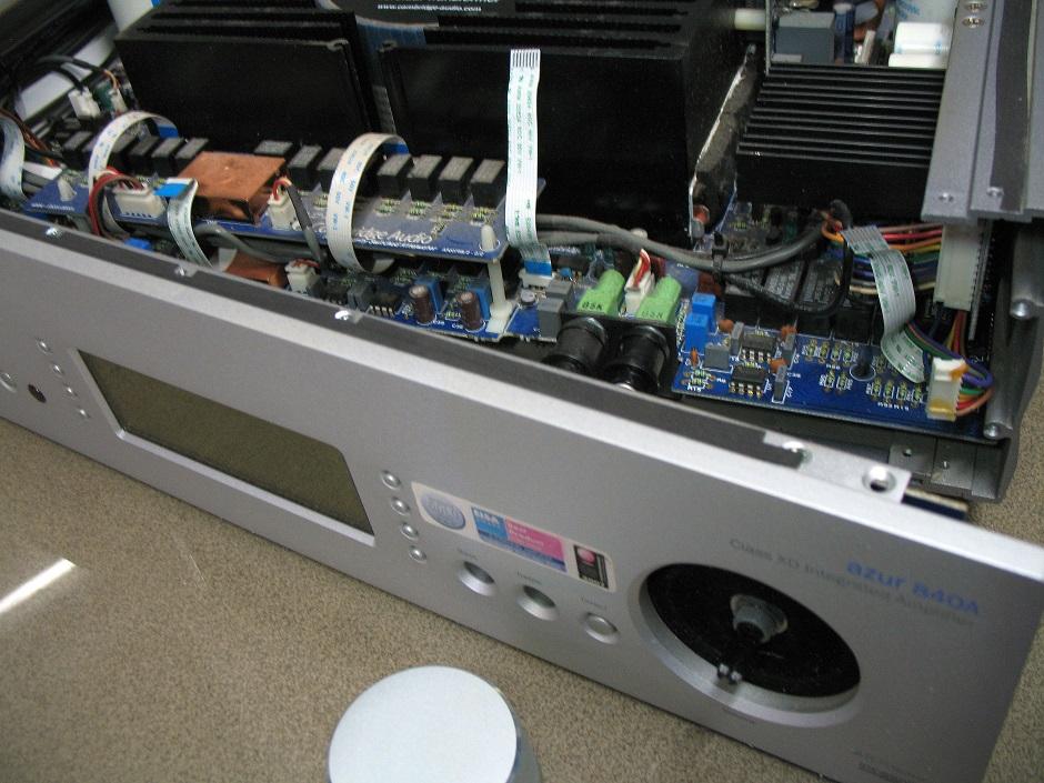 cambridge audio service sound