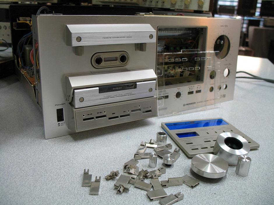 caps pioneer deck ctf-950