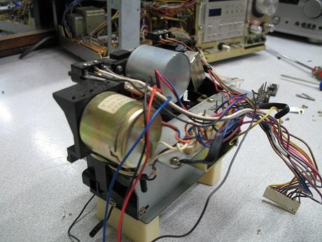 motor pioneer ctf950