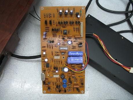 plaketa servo motor micro seiki