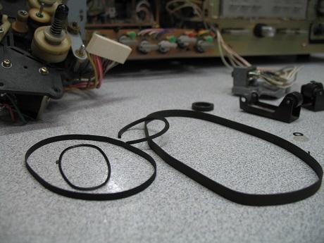 servce sound belts