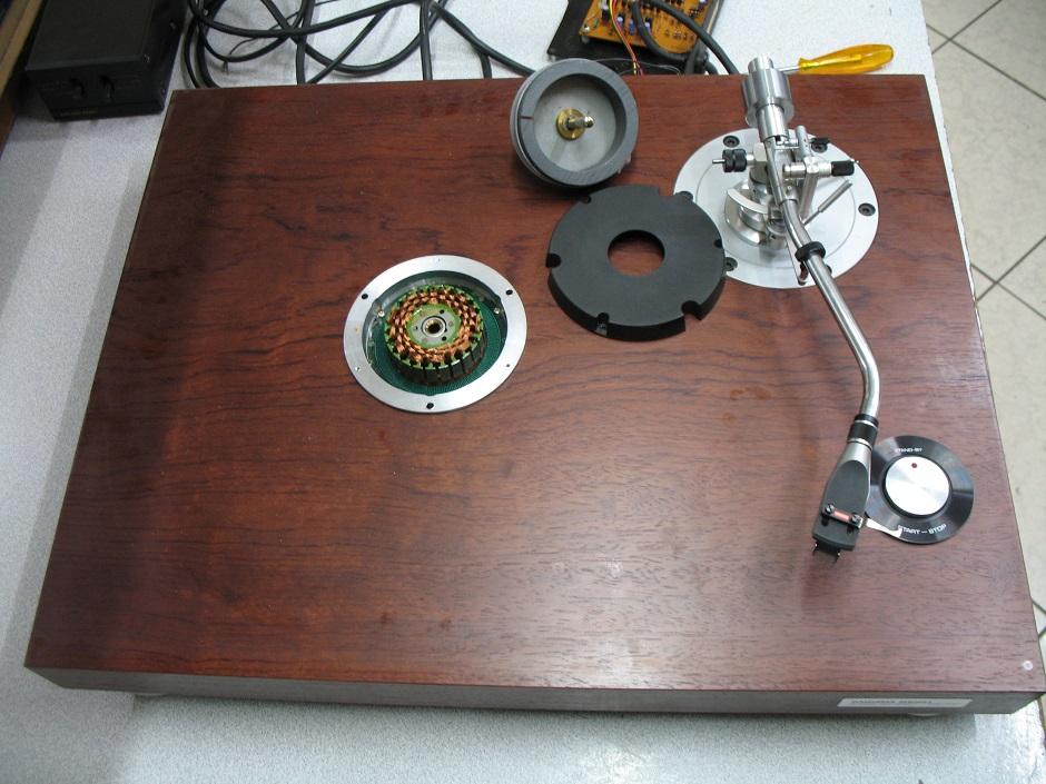 servo motor micro seiki DQL-120