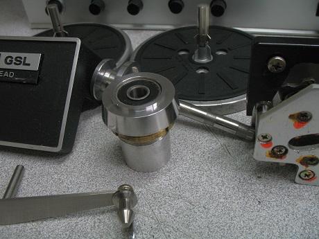 reel to reel clean teac 7030 gsl
