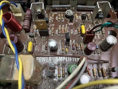 tandberg αντικατάσταση ηλεκτρολυτικών πυκνωτών