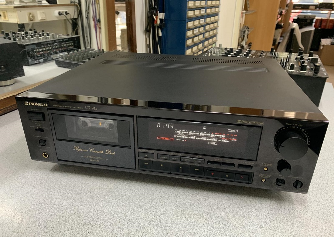 Pioneer ct91a