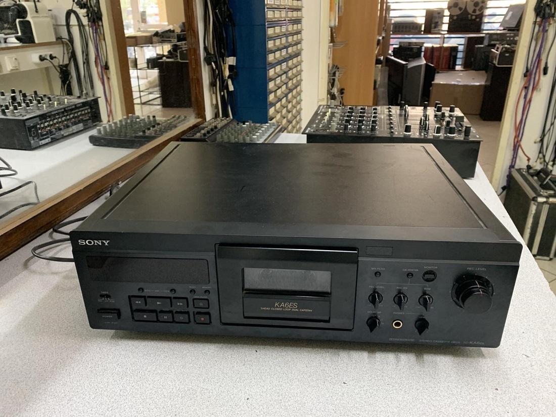 επισκευή κασετοφώνου sony