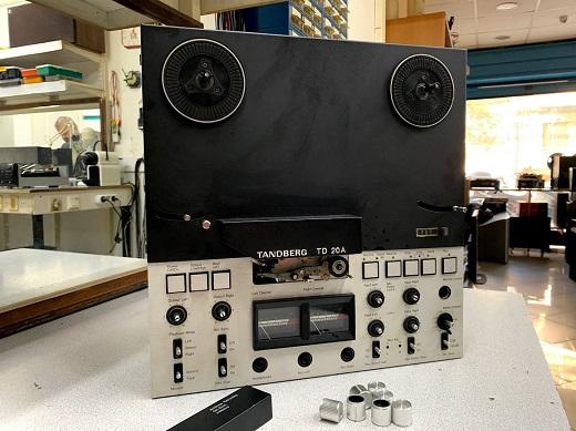 επισκευή μπομπινοφώνου τανμπεργκ td20