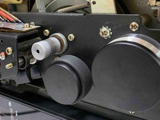 fostex model80 pinch roller