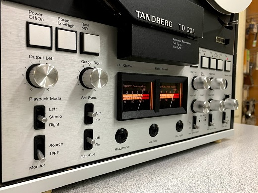 tandberg mpompinofono service athens