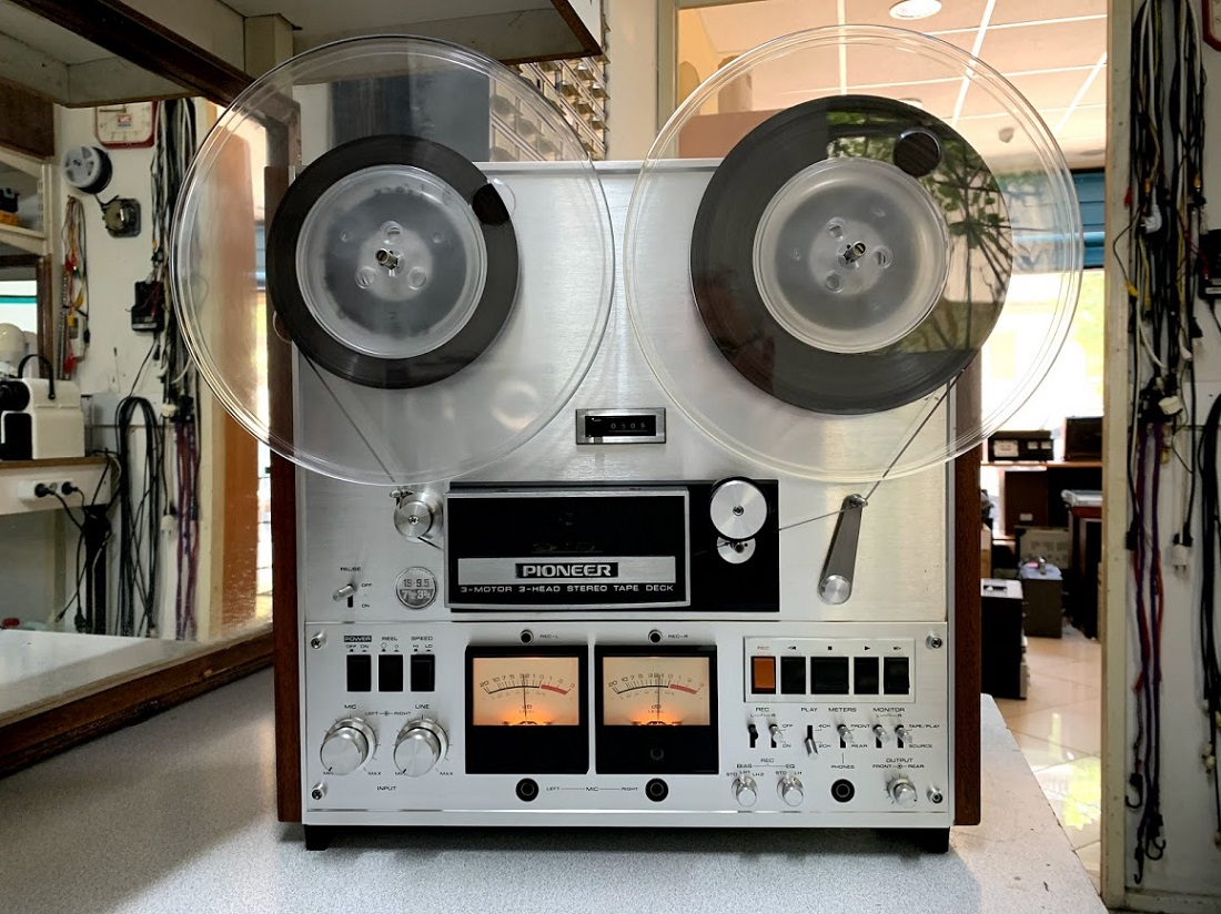 Pioneer rell to reel RT-1020L