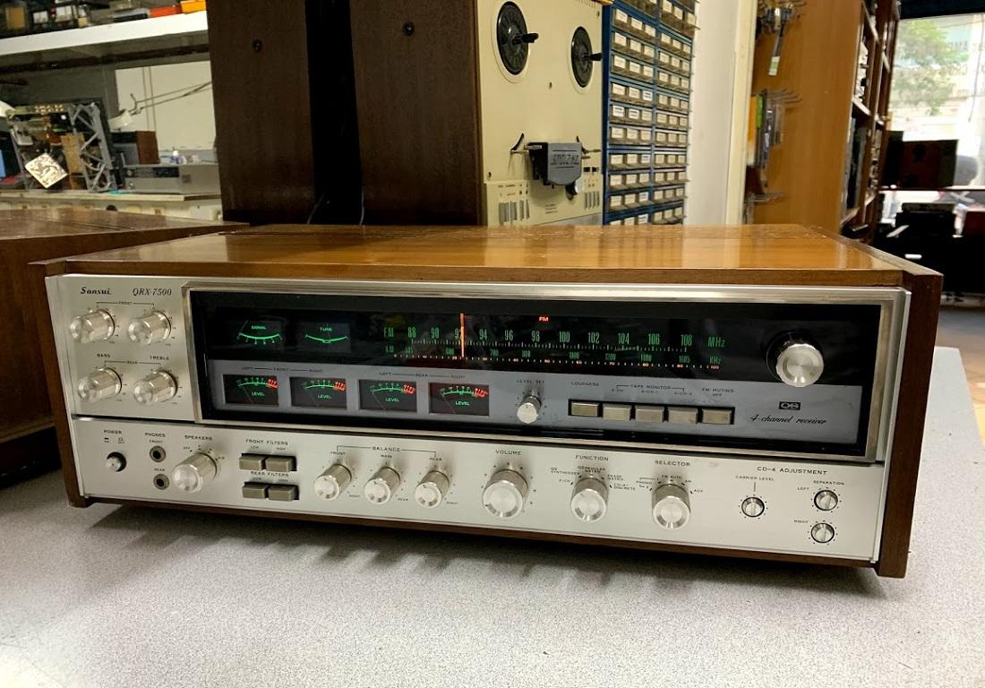 Sansui QRX-7500
