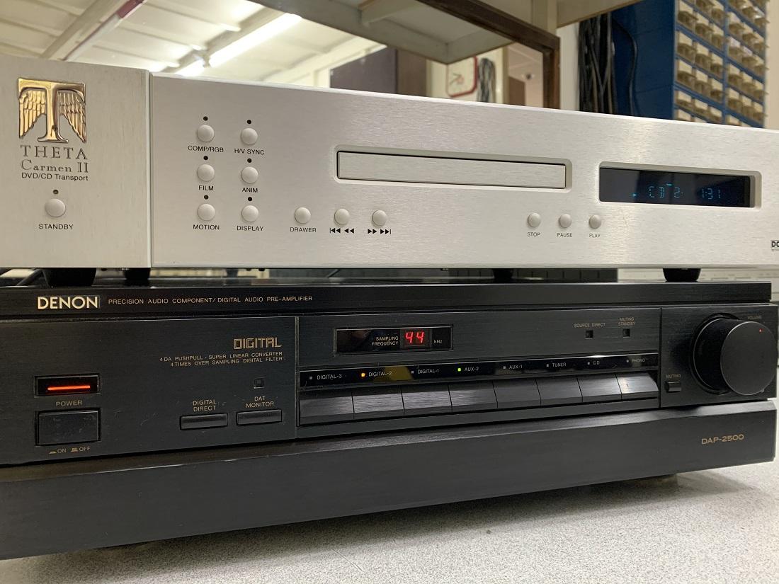 Denon DAP-2500A