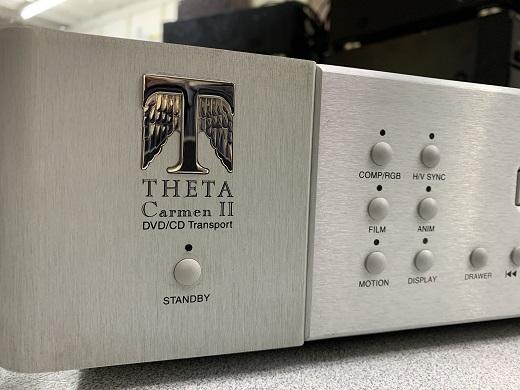 Theta athens service