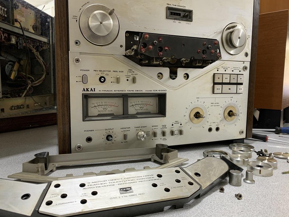 ΑΚΑΙ GX-635D
