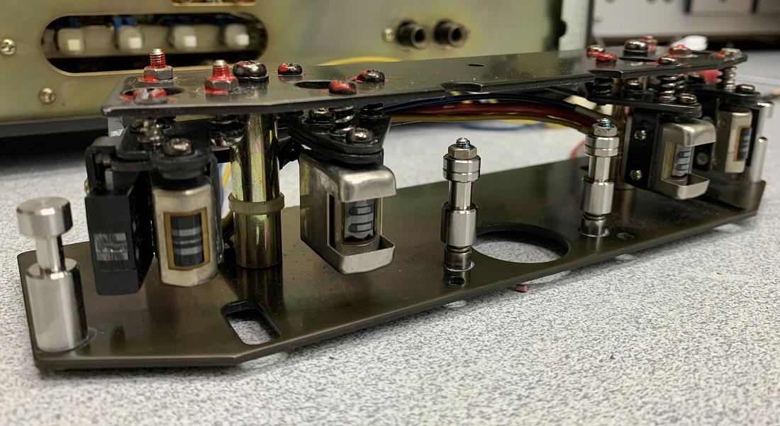 AKAI GX-635D HEADS
