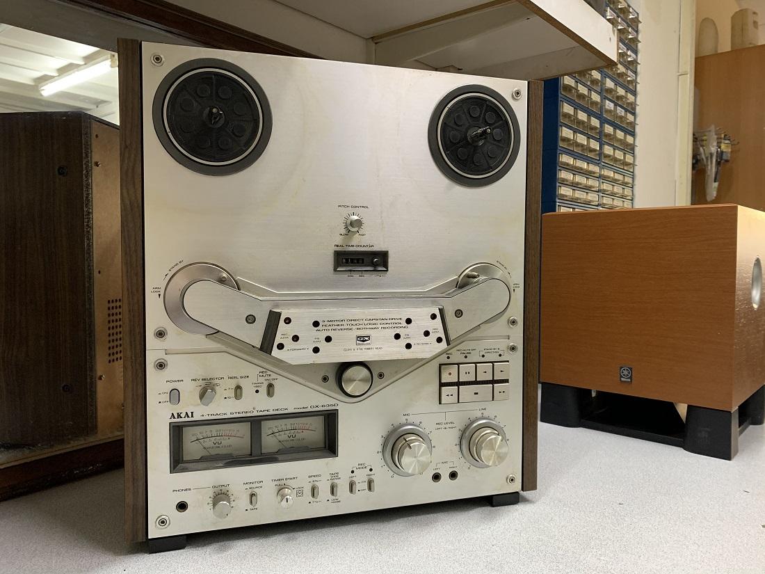 AKAI GX-635D