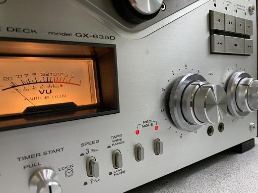 Akai gx-635d service - service sound.gr