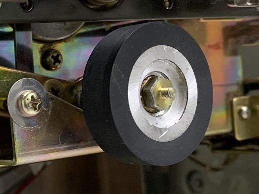 pinch roller akai gx-635d