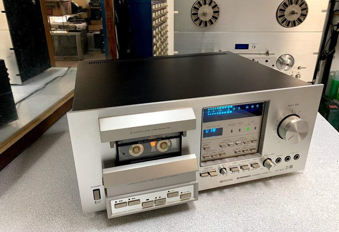 Pioneer ct-f900