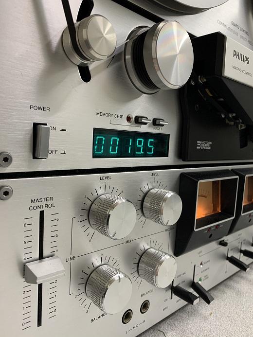 επισκευή μπομπινόφωνο philips n-4520