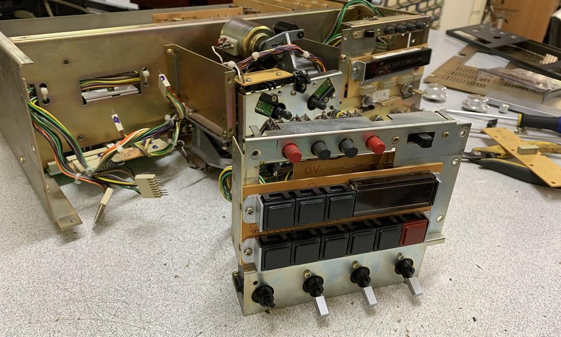 revox b 710 επισκευή διακόπτη