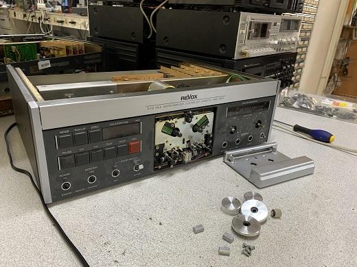 service revox b710