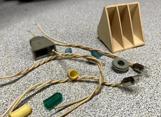 luxman amplifier lamps